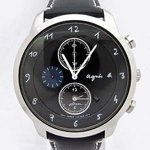 アニエスベー agnesb マルチェロ クロノグラフ ソーラー FBRD972 [国内正規品] メンズ 腕時計 時計