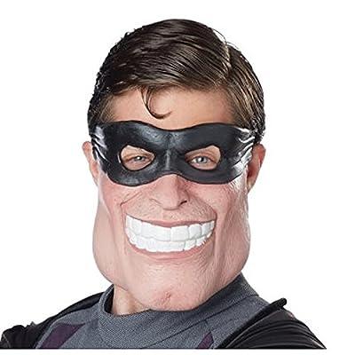 ヒーローおじさんマスク
