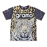 gramo(グラモ) プラクティスシャツ roar ヒョウ P-049-71-L LEOPARD