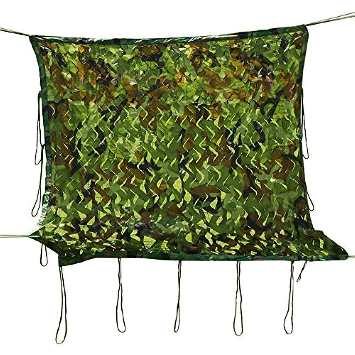 楽しませる主張する滴下PENGJUN ジャングルカモフラージュネット屋外装飾ネット撮影隠しキャンプ軍事2×3メートル (サイズ さいず : 6×9M)