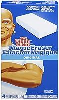 Mr Cleanマジック消しゴム、オリジナル、4カウント