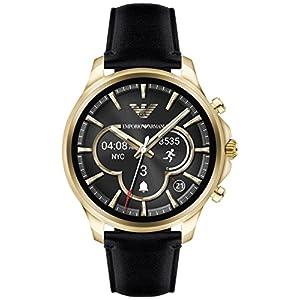 [エンポリオ アルマーニ]EMPORIO ARMANI 腕時計 ALBERTO タッチスクリーンスマートウォッチ ART5004 メンズ 【正規輸入品】