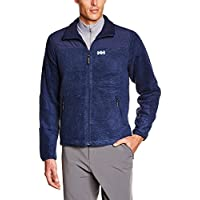 Helly Hansen Men's October Pile Jacket Evening Blue XX-Large [並行輸入品]