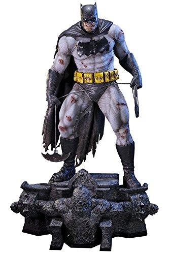 ミュージアムマスターライン/ バットマン ダークナイト・リターンズ: バットマン 1/3 ポリストーン スタチュー MMDC-17