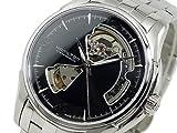 ハミルトン ジャズマスター オープンハート 自動巻き 腕時計 H32565135 バンド調整キット付 [並行輸入品]