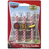 Cars Icon Birthday Candles