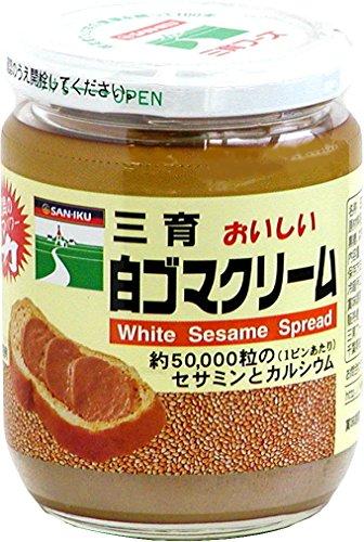 三育フーズ 白ゴマクリーム 190g