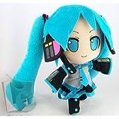 コスプレ小道具/小物♪ボーカロイドVOCALOID 初音ミク miku  cos道具 ぬいぐるみ 人形 26cm コスチューム