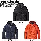 Patagonia ジャケット PATAGONIA M'S CLOUD RIDGE JACKET 全3色 パタゴニア メンズ・クラウド・リッジ・ジャケット 2017-2018 FALL/WINTER MODEL 日本正規品 クラウドリッジジャケット