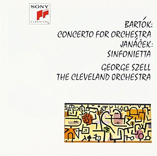バルトーク : 管弦楽のための協奏曲 / ヤナーチェク : ...