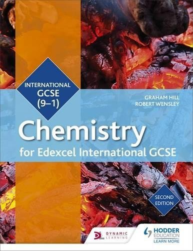 Edexcel International GCSE Chemistry Student Book Second Edition (Edexcel Igcse) (English Edition)