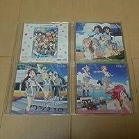 8枚セットラブライブ サンシャイン Blu-ray 全巻 特典 CD CYaRon! Guilty Kiss AZALEA Amazon ドラマCD BD 曜 善子 梨子果南