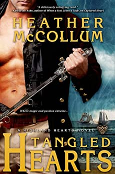 Tangled Hearts (Highland Hearts Book 2) by [McCollum, Heather]