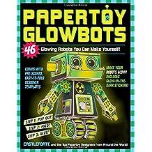 Papertoy Glowbots
