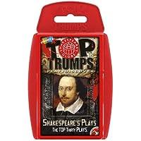 Top Trumps Shakespeare's プレイカードゲーム