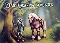 Legend of Zelda Standard Notation Edition Songbook for 12 7 and 6 hole ocarinas with CD [並行輸入品]