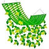 新緑吊り装飾 | バリュー若葉プリーツハンガー