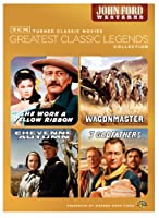 Tcm Greatest Classic Films: Legends - John Ford [DVD] [Import]