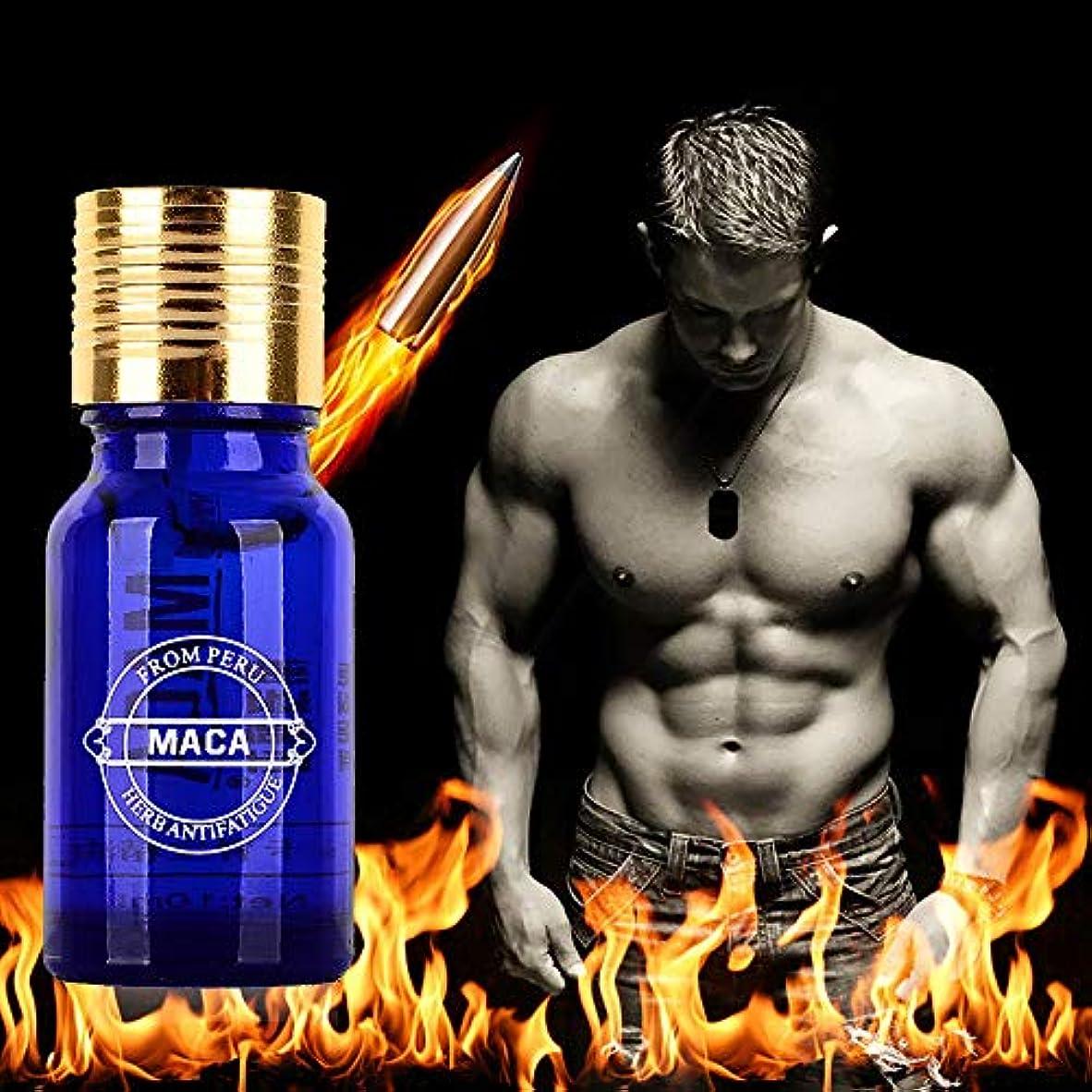 マイクロフォン終了しました硬いEldori Male Growth Penis Extender Enlarger Increase Herbal Enlargement Essential Oil エッセンシャルオイル ペニス用 マッサージオイル...