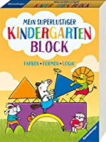 Mein superlustiger Kindergarten-Block