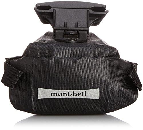 [モンベル] mont-bell ドライサドルバッグ S 1130395 BK (BK)