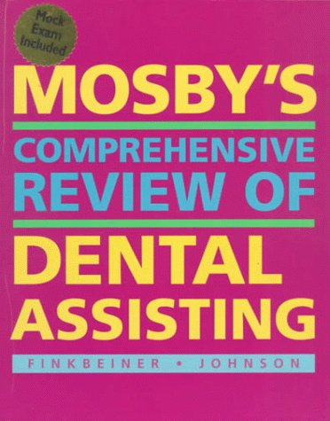 Download Mosby's Comprehensive Review of Dental Assisting 0815133030