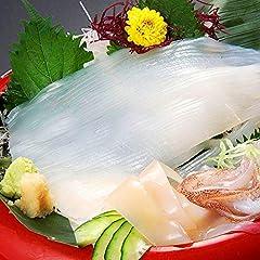 魚耕 いかそーめん 6人前 北海道産 イカ 刺身 お歳暮 ギフト