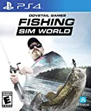 Fishing Sim World (輸入版:北米) - PS4
