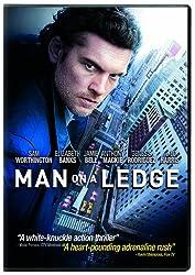 Man on a Ledge [DVD]