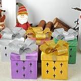 kingzhuo高品質手作りクリスマスギフトボックス装飾smackyglam Star Candy Appleボックス照明キャンドルでは、ボックスのand Will Get ..