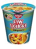 日清食品 カップヌードル タイの豚しゃぶ味「ムーマナオ」 60g×6個 (並行輸入品)
