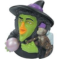 CelebriDucks Wizard of Oz Wicked Witch RUBBER DUCK Bath Toy [並行輸入品]
