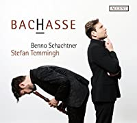Bachasse: Works by Hasse and Bach by Stefan Temmingh (Recorder)
