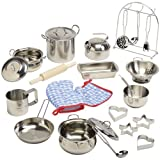 All-Play Stainless Steel Set