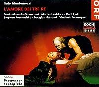 Montemezzi;L'amore De Tre Re