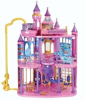 Disney ディズニー Princess プリンセス Ultimate Dream Castle by Mattel マテル [並行輸入品]