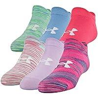 Under Armour Unisex Youth Girls Socks U022-P, Unisex Youth Girls, Socks, U022