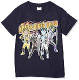 [バンダイ] 仮面ライダービルド TシャツセレクションA AR-2413431 ボーイズ ネイビー 日本 120cm (日本サイズ120 相当)