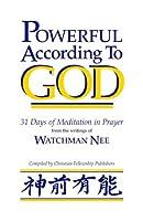 Powerful According to God