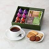 MORI ENTERPRISE メモリアル・セレクションF 紅茶&クッキー15 CQ