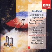 Landowski;Conc.Violin & Orc