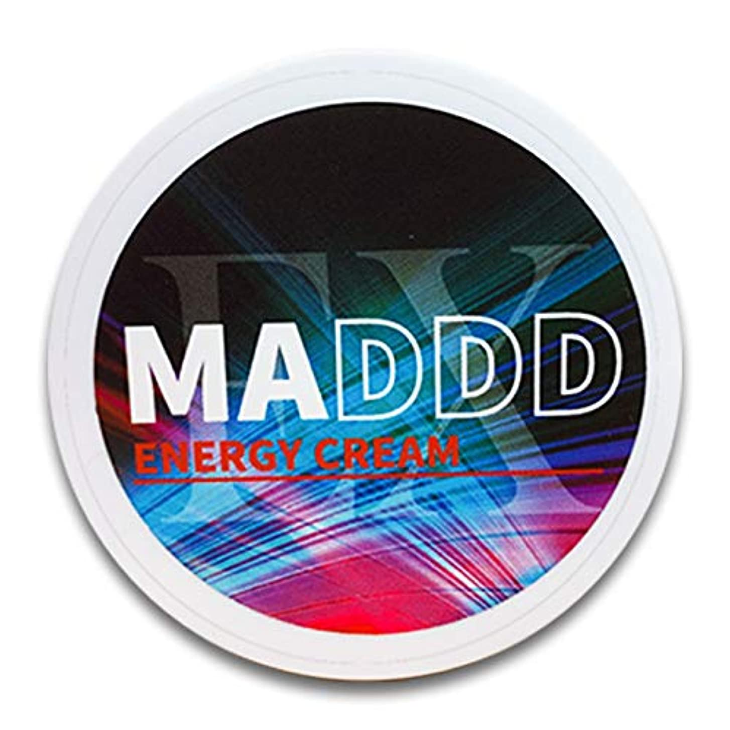 彼女の鉛下着MADDD EX 増大クリーム 自信 持続力 厳選成分 50g (単品購入)
