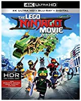 Lego Ninjago Movie The (2017) (UHD/BD) [Blu-ray]【DVD】 [並行輸入品]