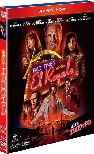 ホテル・エルロワイヤル 2枚組ブルーレイ&DVD [Blu-ray]