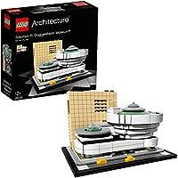 レゴ(LEGO)アーキテクチャー ソロモン?R?グッゲンハイム美術館 21035