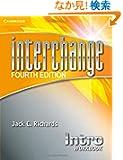 Interchange Intro Workbook. 4th ed. (Interchange Fourth Edition)