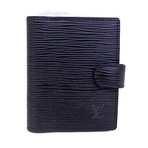 Louis Vuitton(ルイヴィトン) エピ アジェンダミニ 黒 R20072 小物 [中古]