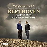 Beethoven: Violin Sonatas Nos.1-3