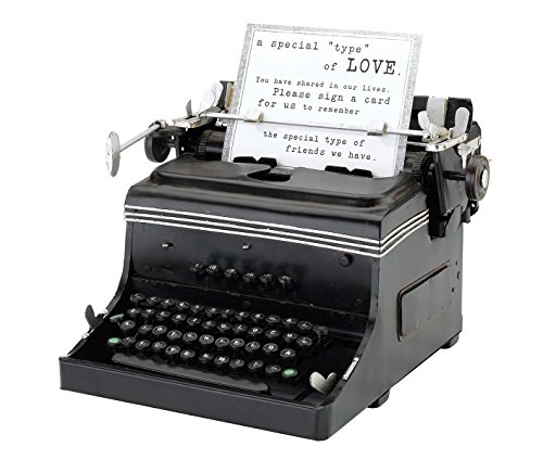GA508 1945 Mini Typewriter ミニ タイプライター Lillian Rose社【並行輸入】
