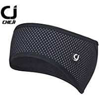 CHEJI Cycling Fleece Thermal Ear Warmers Earmuffs Outdoor Sports Headbands